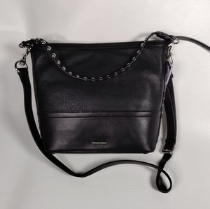 Rebecca Minkoff Textured Leather Shoulder Bag, New